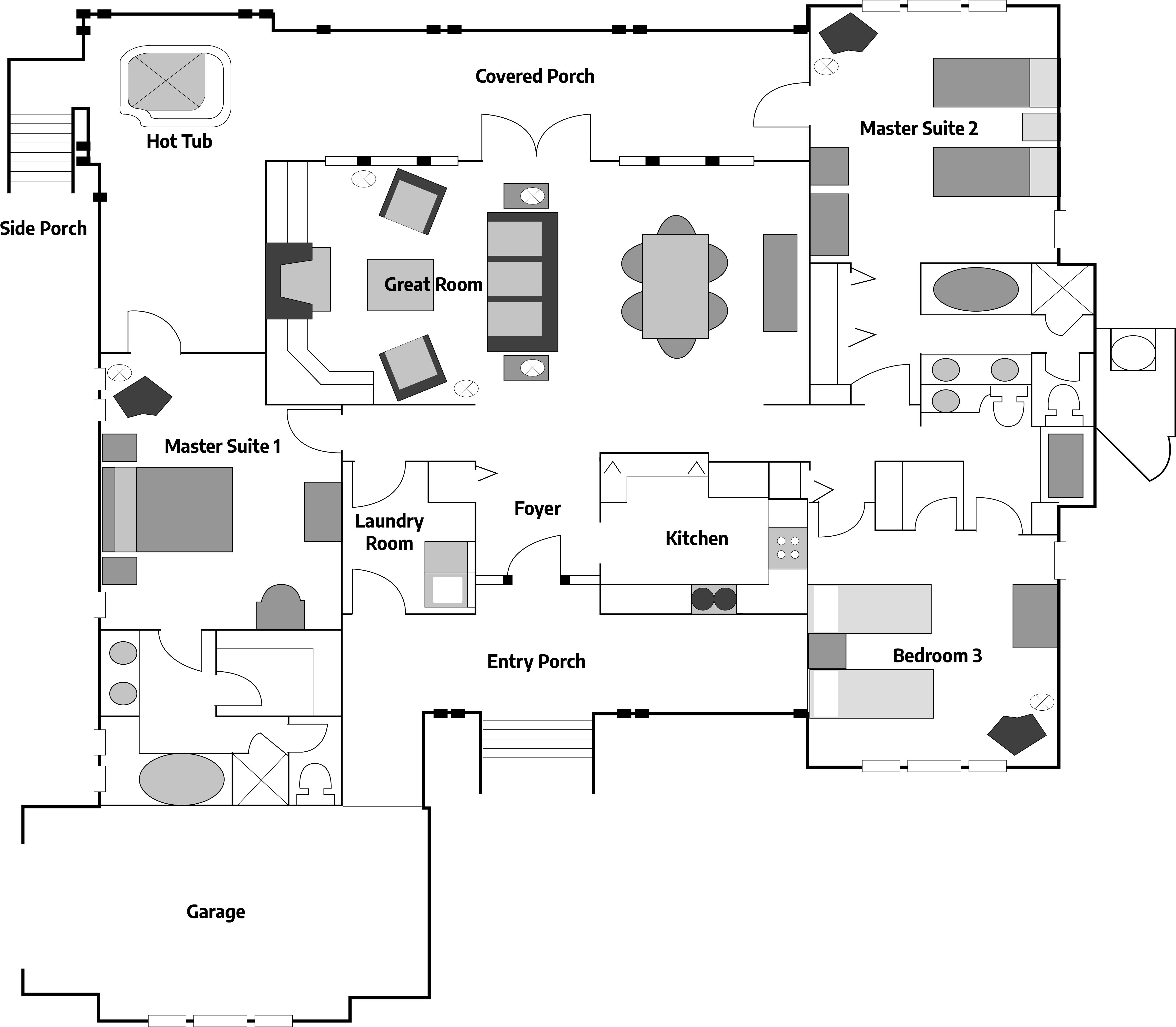 Club Floor Plan Membership Ownership The Owner S Club At Homestead